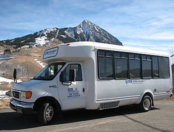 Alpine Express Shuttle Bus