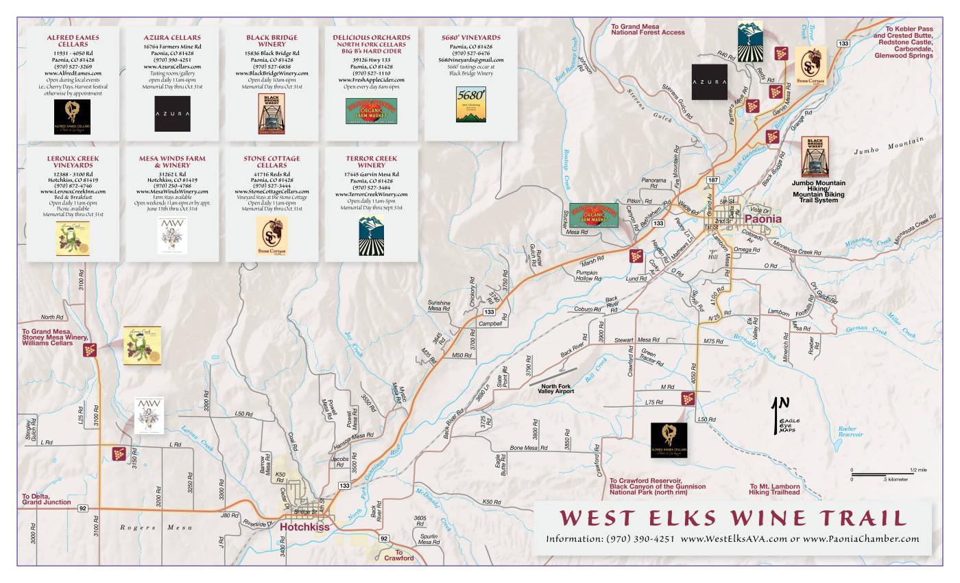 western colorado wine tour