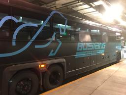 denver to gunnison bus